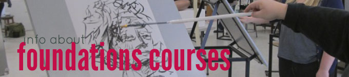 Information about foundations courses