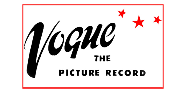 image for Vogue Picture Discs in the Lewis Deneumoustier Collection