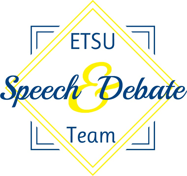 Speech & Debate Team Logo