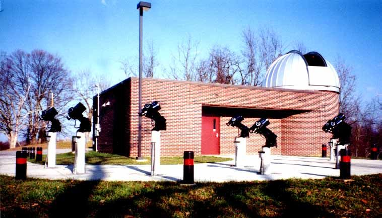 Image result for harry d. powell observatory at etsu