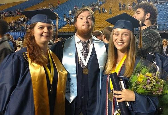 Etsu Graduation 2020.Department News And Events