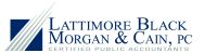 Lattimore Black Morgan & Cain logo