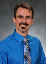 Photo of Dr. Brian Bennett Master of Computing Coordinator,