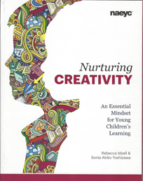 Creativity book jacket