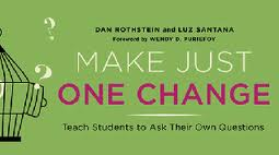 Cover page of Make just one change