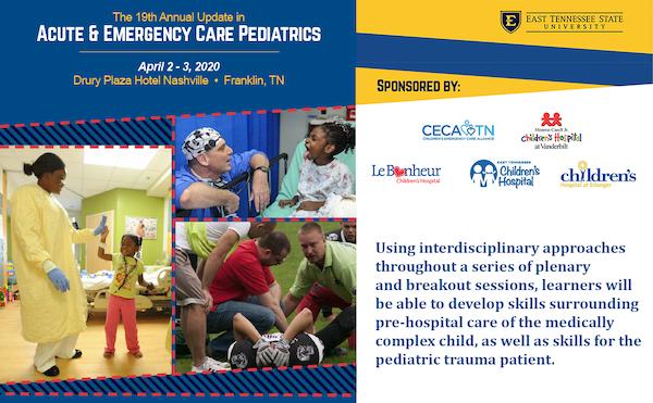 decorative image for 19th Annual Pediatric Emergency Medicine Conference