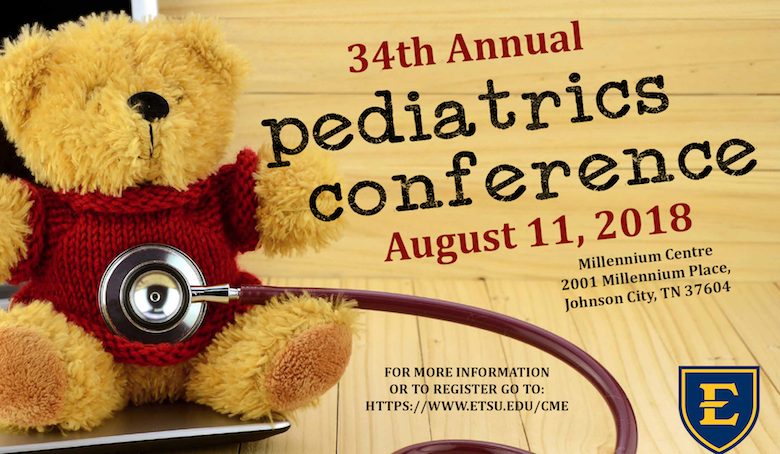 34th Pediatric Conference Banner
