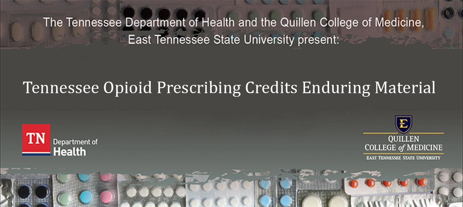 Opioid Prescribing Banner
