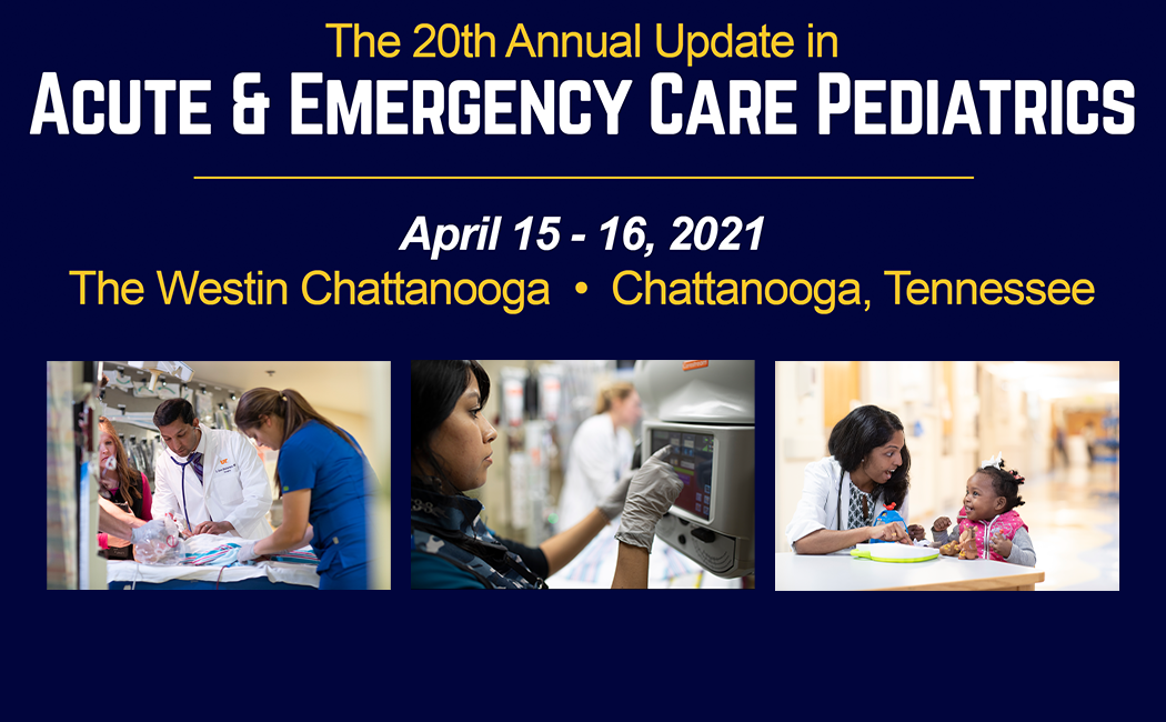 image for 2021 Acute & Emergency Care Pediatrics Conference