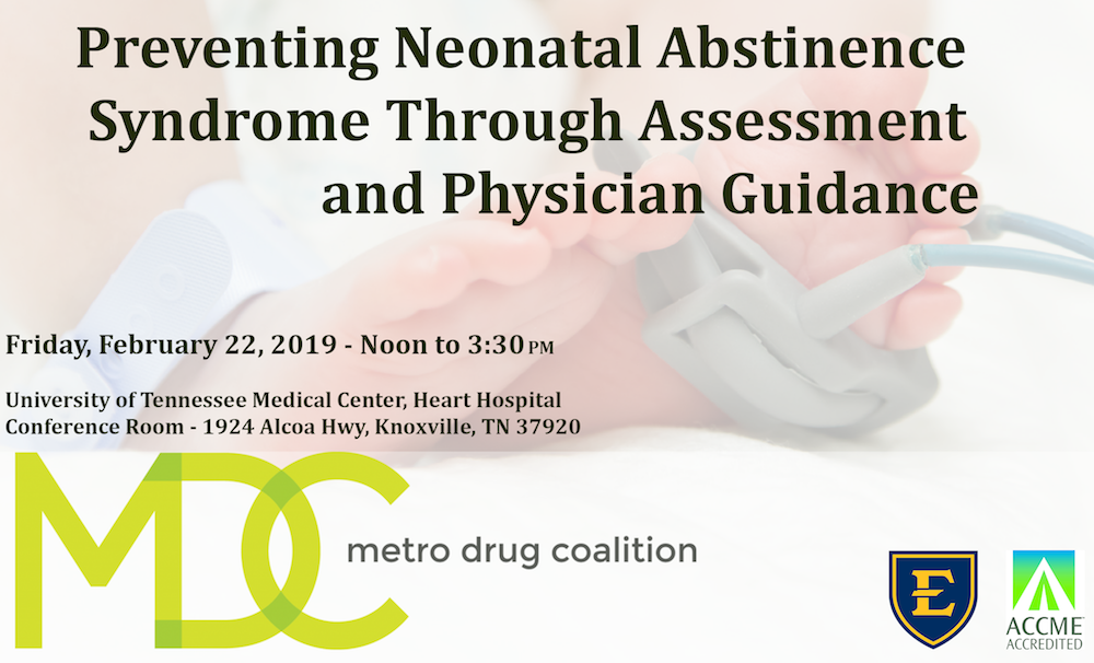 Preventing NAS Through Assessment and Physician Guidance Banner