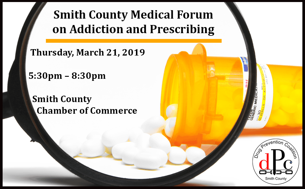 Smith County Medical Forum Banner