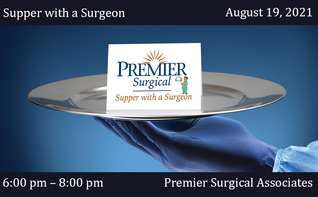 image for Supper with a Surgeon