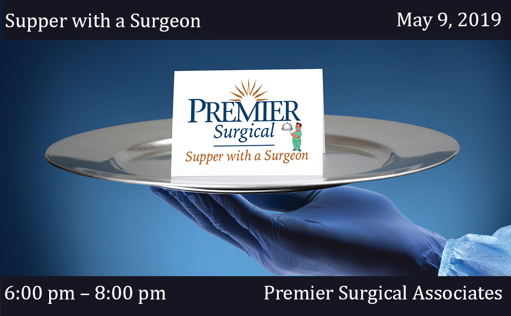 Supper with a Surgeon Banner