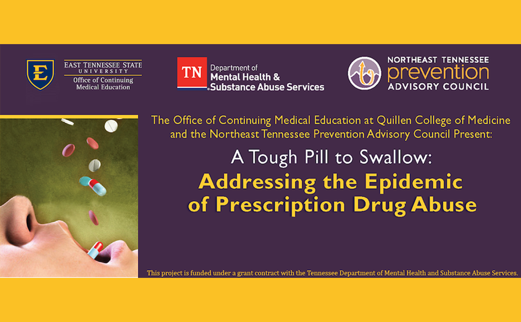 Tough Pill to Swallow Banner