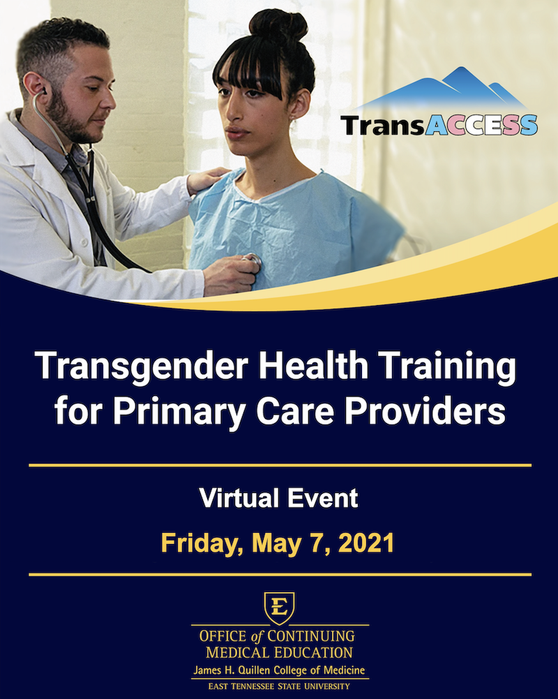 image for TransACCESS: A Training on Transgender Primary Care