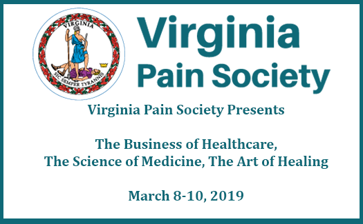 VA Pain Conference Banner