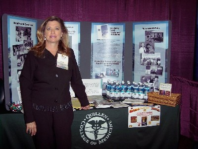 Booth at Womens and Childrens Expo