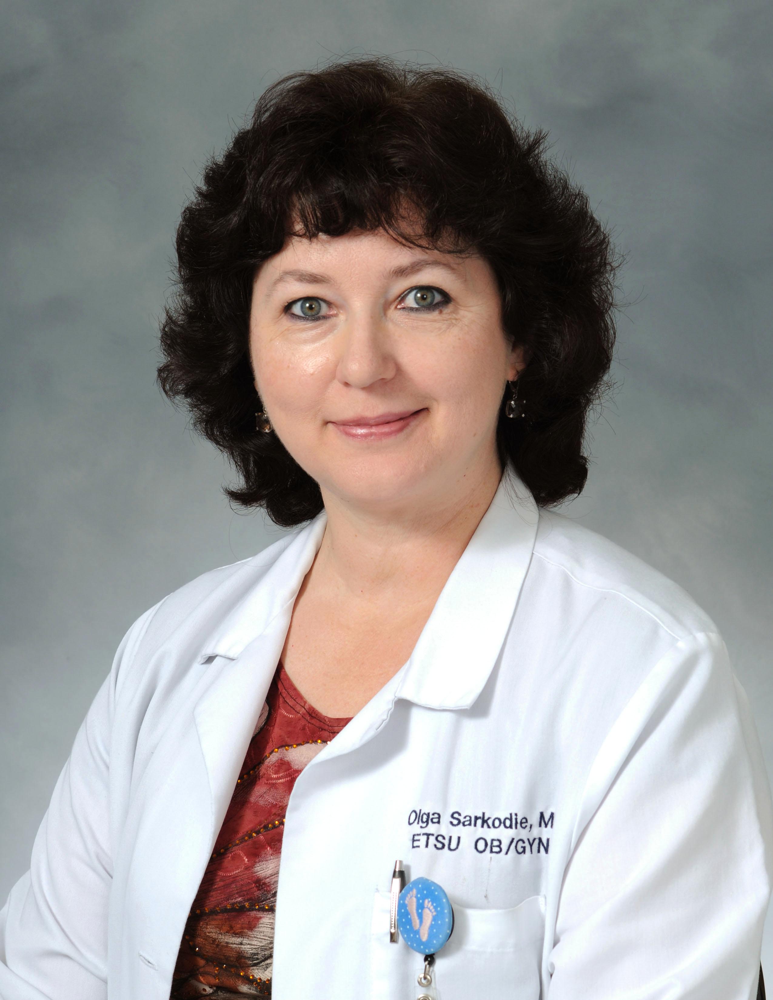 Olga Sarkodie, MD
