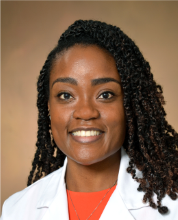 Photo of Leslie Thompson, MD | PGY-2