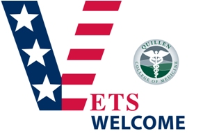 Vets Welcome Logo