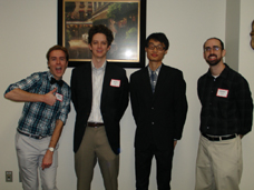Graduate Students at 2013 Research Forum