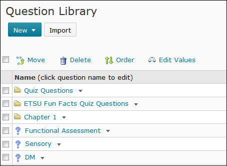 image of the right frame within the question library