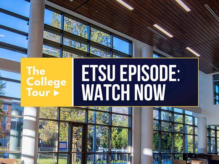 ETSU event