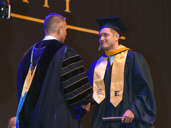 Etsu Graduation 2020.East Tennessee State University