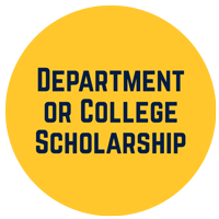 Department or College Scholarship