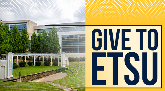 Give to ETSU