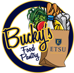Bucky's Food Pantry Logo