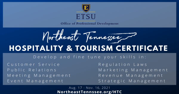 image for Hospitality & Tourism Certificate