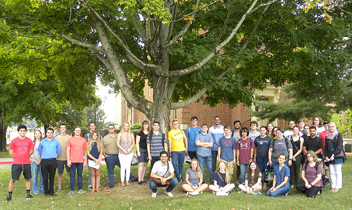 HID student group picture