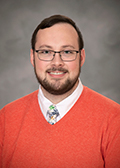 Photo of Anthony Johnson Student Specialist