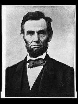 President Abraham Lincoln, Nov. 8, 1863. Image courtesy of Library of Congress, Prints & Photographs Division.