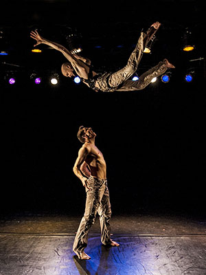 PUSH Physical Theatre, dance picture