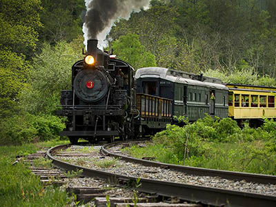 Labor Day train excursion