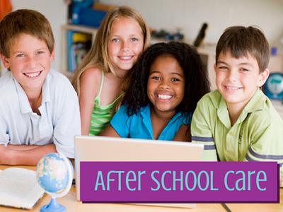 Reminder for AfterSchool Parents