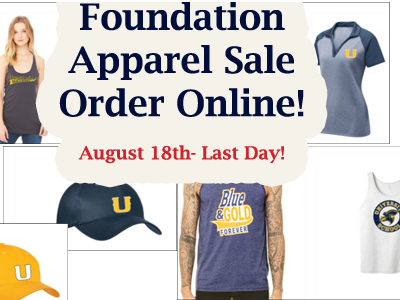 Get Your Gear!  UH Foundation Spirit Store