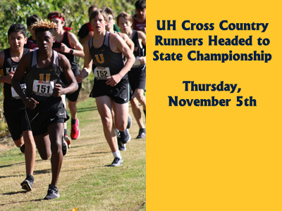UH Cross Country Runners Headed to State