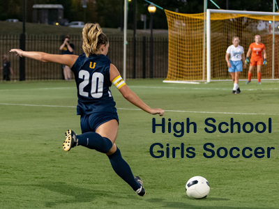 HS Girls Soccer - Parent Meeting - Practice Begins