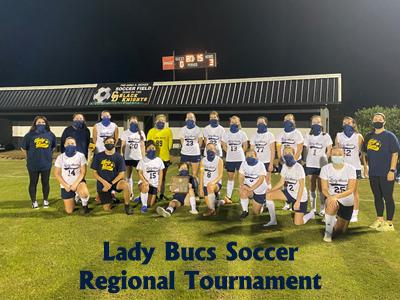 Lady Bucs Soccer Begins Regional Play