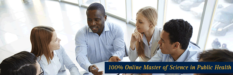 ETSU Online Master of Public Health (Community Health Concentration)