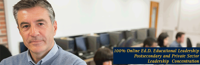 ETSU Online Doctor of Education Degree
