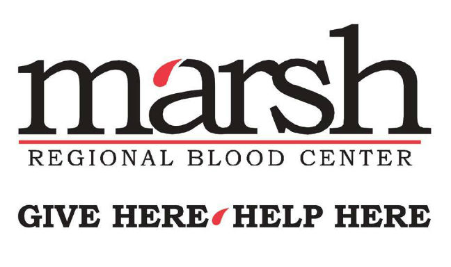 marsh blood drive