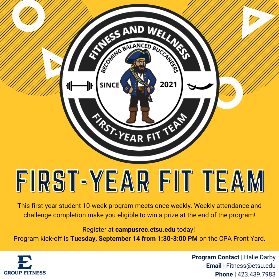 image for First-Year Fit Team