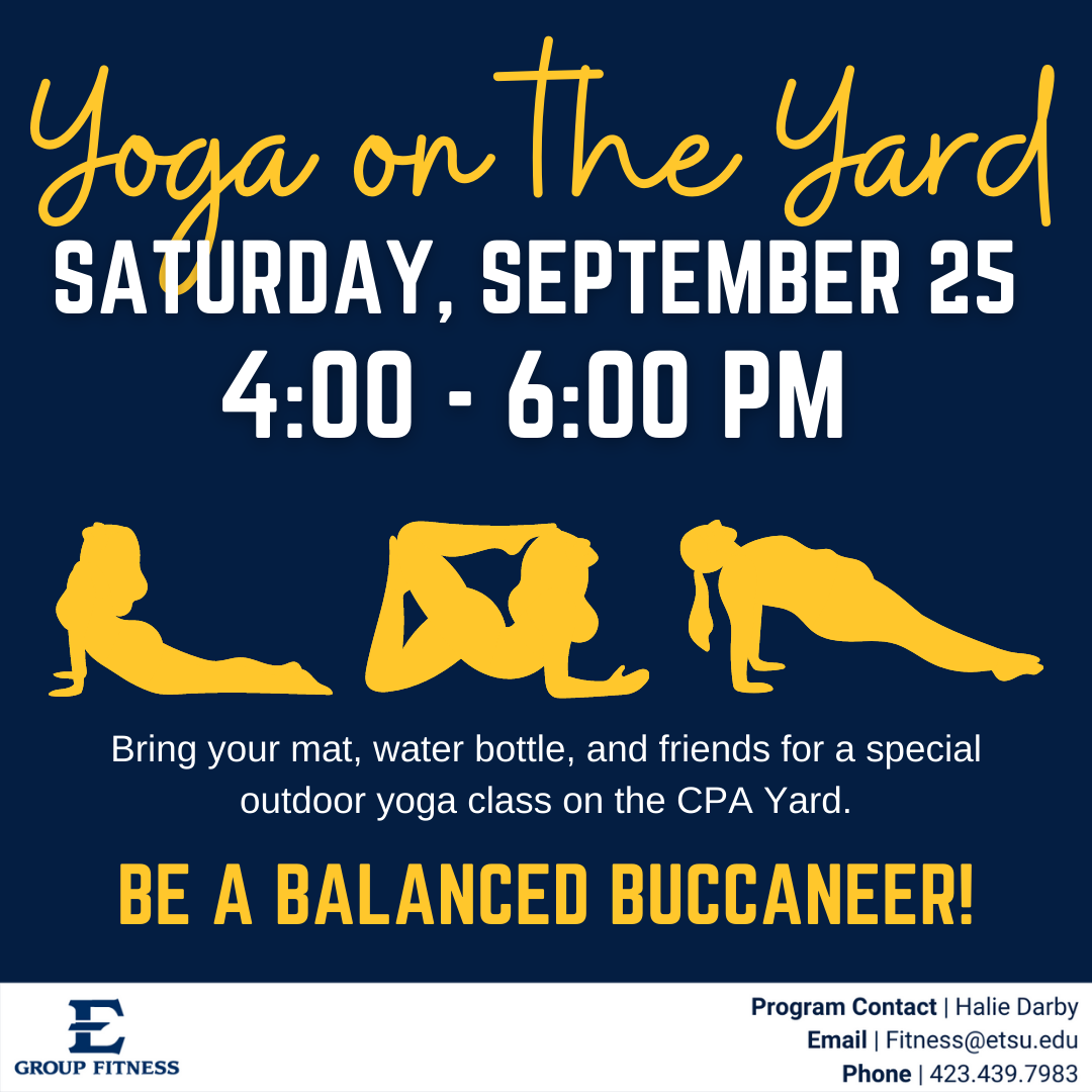 image for Yoga on the Yard