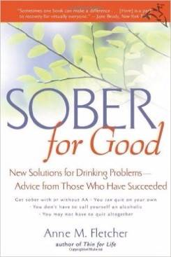 Sober for good book cover