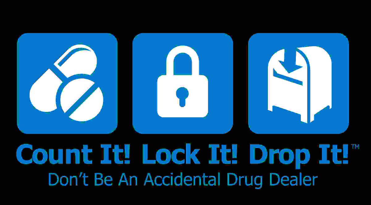 Count it, Lock it, Drop it Campaign