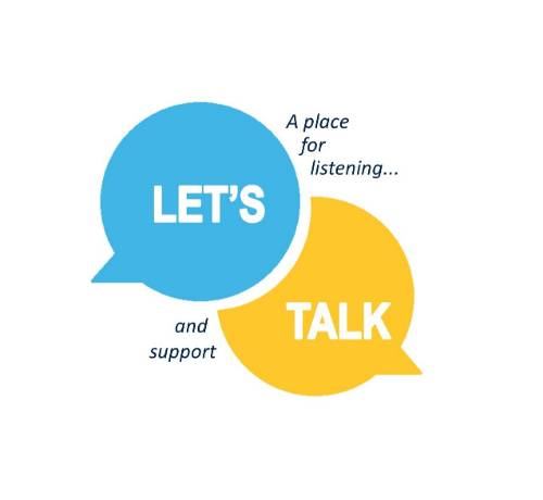 Let's Talk logo